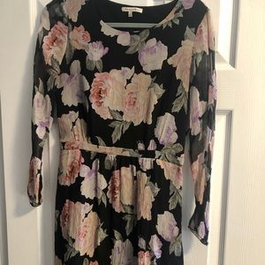 Broadway & Broome Madewell Floral dress